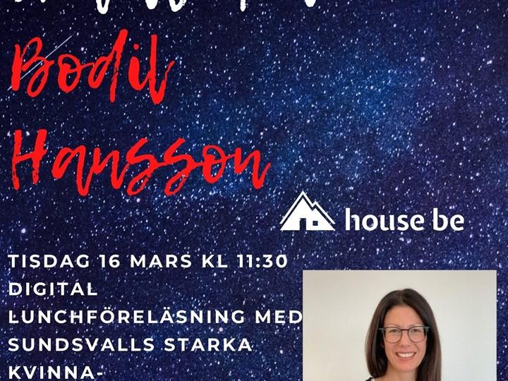 Med sikte på Framtiden - Bodil Hansson