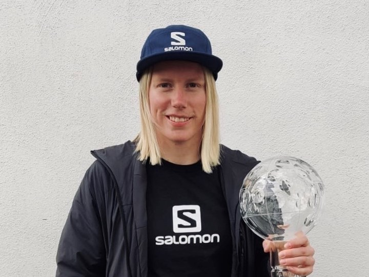 Fredagsfrukost med skicrosstjärnan Sandra Näslund